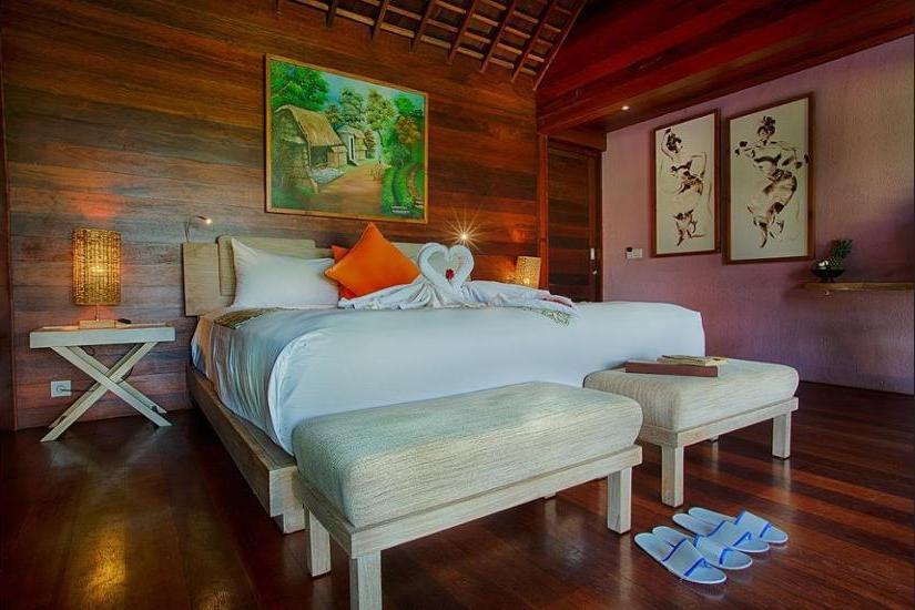 Ubud Padi Villas Bali - Vila, 1 kamar tidur (Rice Field View) Regular Plan