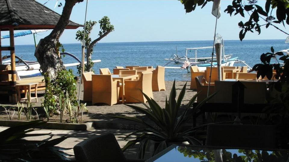 Starlight Restaurant & Bungalows Bali - Outdoor Dining