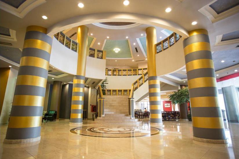 NAM Center Hotel Jakarta - Lobby