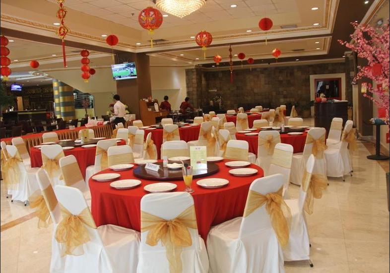 NAM Center Hotel Jakarta - Restaurant