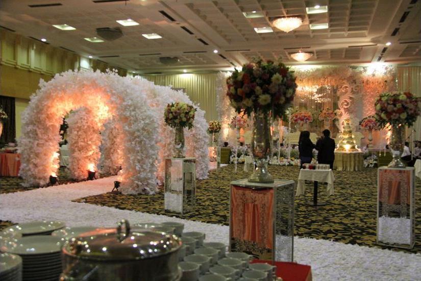 NAM Center Hotel Jakarta - Ballroom