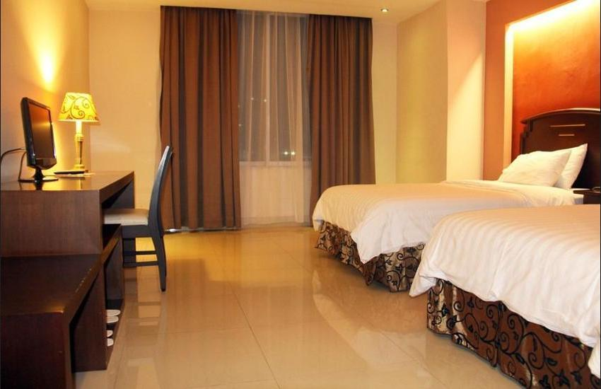 NAM Center Hotel Jakarta - Kamar Twin Superior Regular Plan