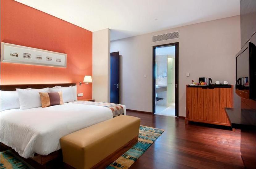 Hilton Bandung - todo