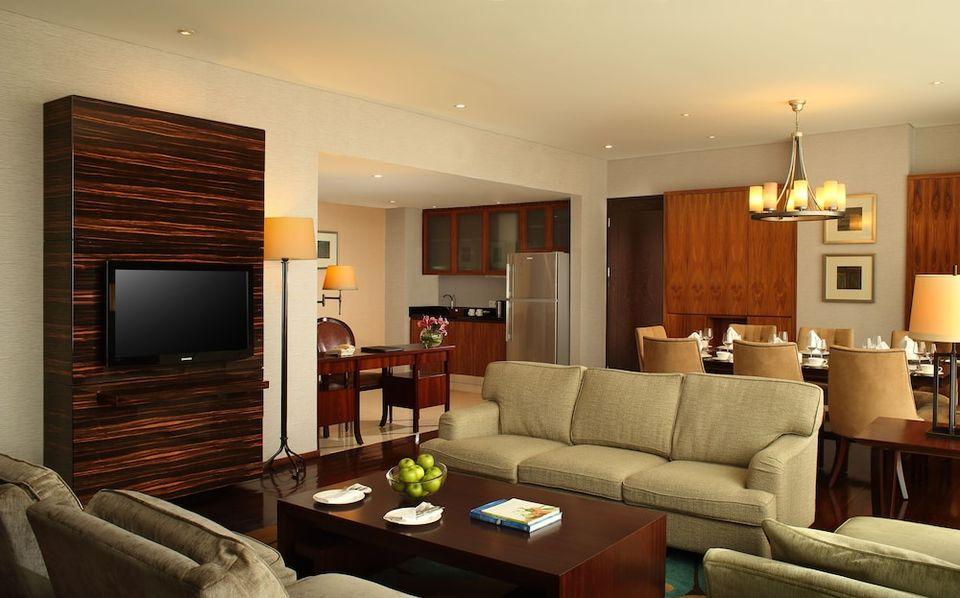 Hilton Bandung - Kamar Eksekutif, 1 tempat tidur king, akses business lounge (Plus) Regular Plan