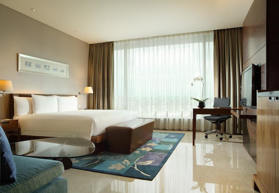 Hilton Bandung - Kamar Eksekutif, 2 tempat tidur queen, akses business lounge Regular Plan
