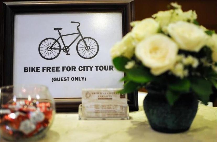 Hotel Sriwijaya Jakarta - Bicycling