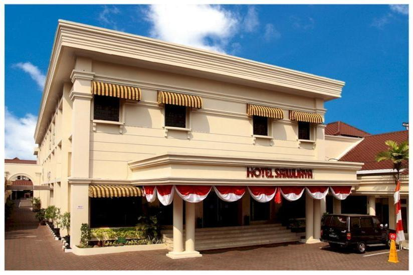 Hotel Sriwijaya Jakarta - Hotel Front