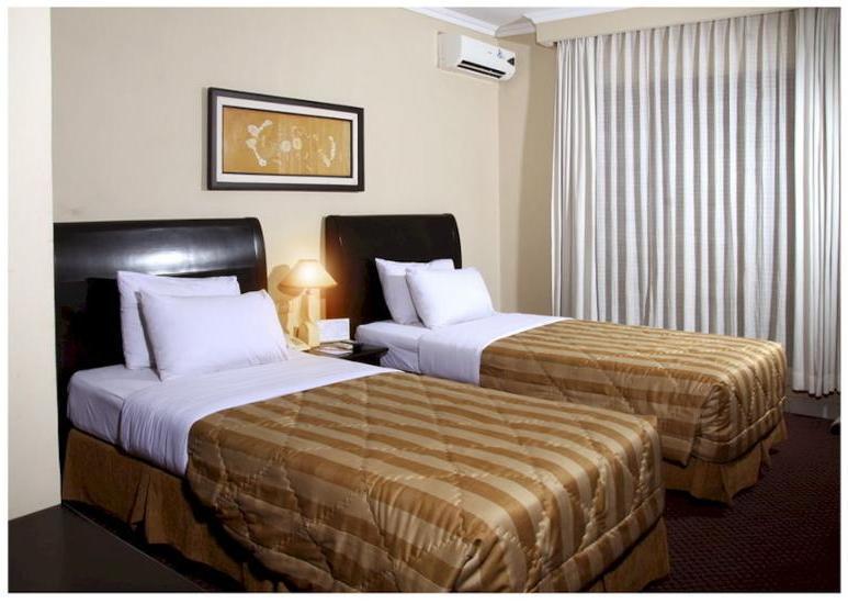 Hotel Sriwijaya Jakarta - Kamar Deluks Regular Plan