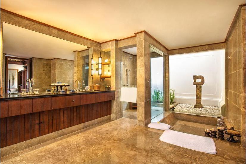 The Oberoi Lombok - Bathroom