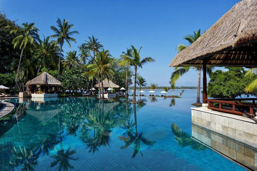 The Oberoi Lombok - Outdoor Pool
