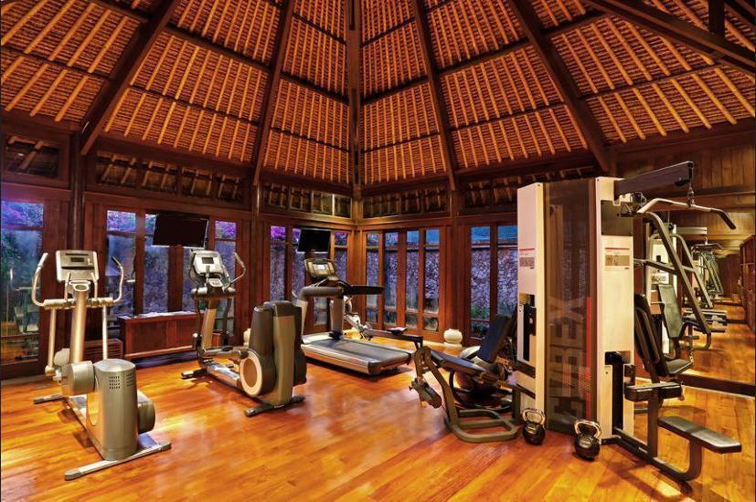 The Oberoi Lombok - Gym