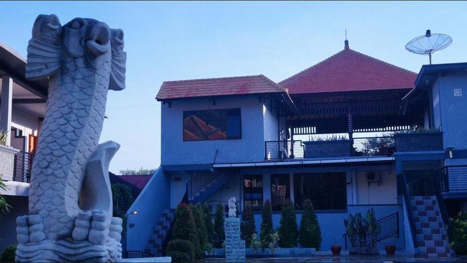 Antari Hotel Bali - Pool