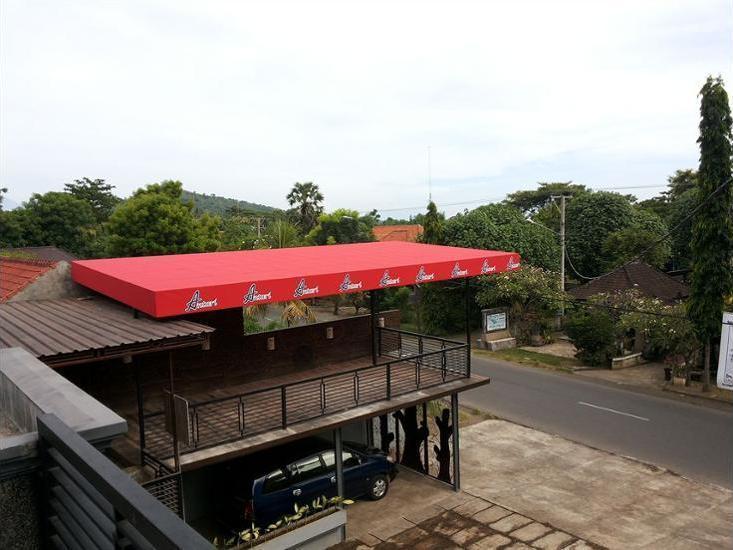 Antari Hotel Bali - Balcony View