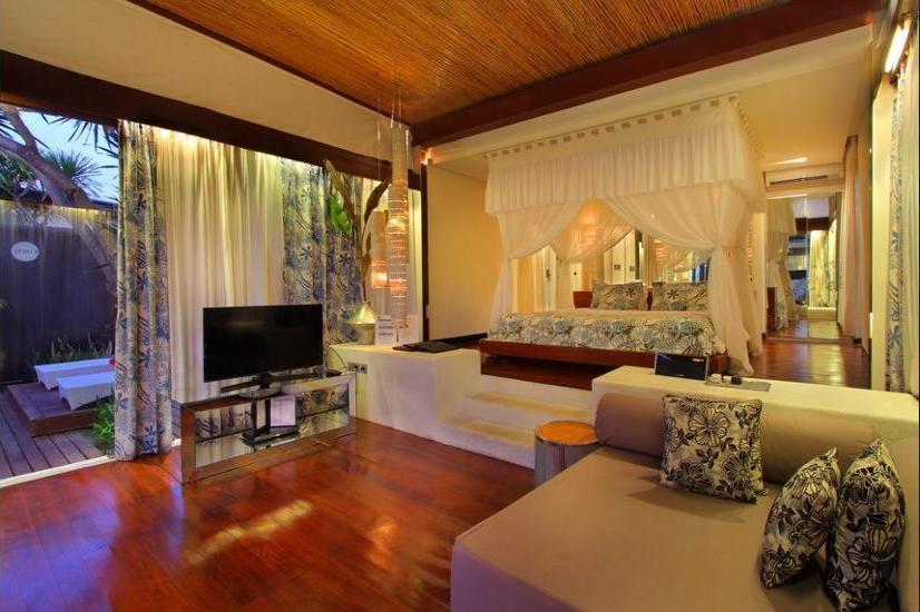 Kiss Villas Bali - Living Room