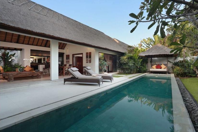Villa Bali Asri Seminyak - Bathroom Sink