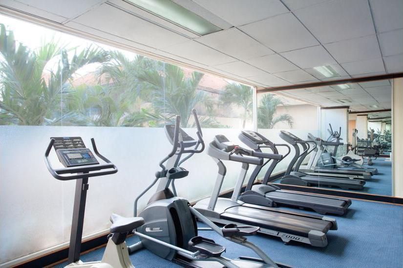 ibis Rajawali Surabaya - Sports Facility