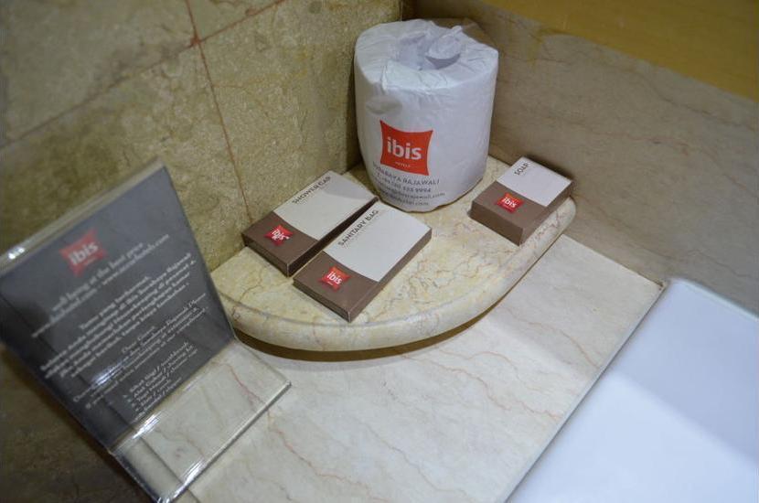 ibis Rajawali Surabaya - Bathroom Amenities