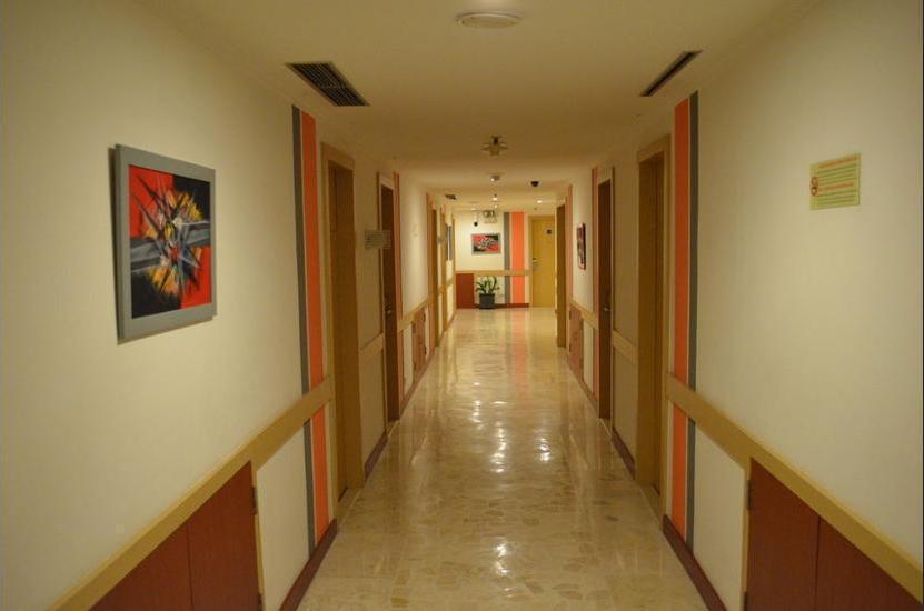 ibis Rajawali Surabaya - Hallway