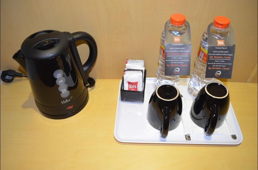 ibis Rajawali Surabaya - In-Room Coffee
