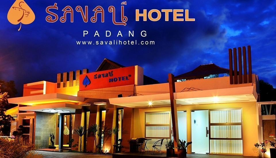 Savali Hotel  Padang - Tampilan Luar