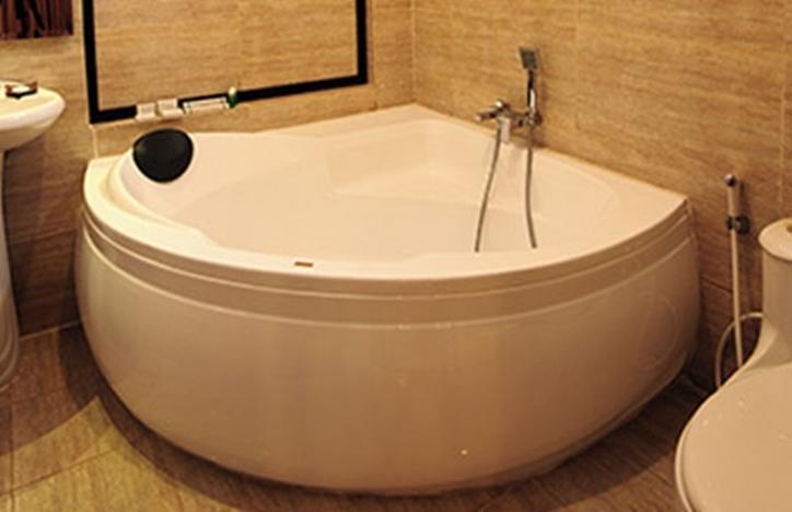 Savali Hotel  Padang - Bath Tub