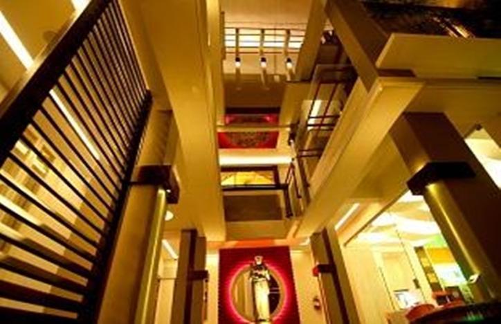 Savali Hotel  Padang - Interior