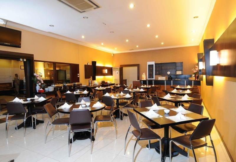 Hotel Kapuas Dharma Pontianak - Resto
