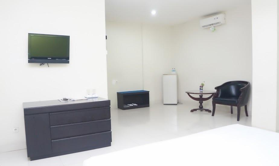 Hotel Kapuas Dharma Pontianak - room1