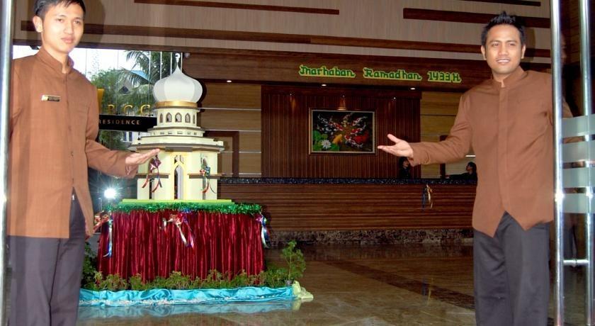 BCC Hotel  Batam - Ucapan selamat datang