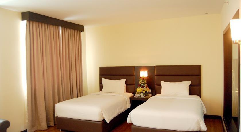 BCC Hotel  Batam - Kamar tamu