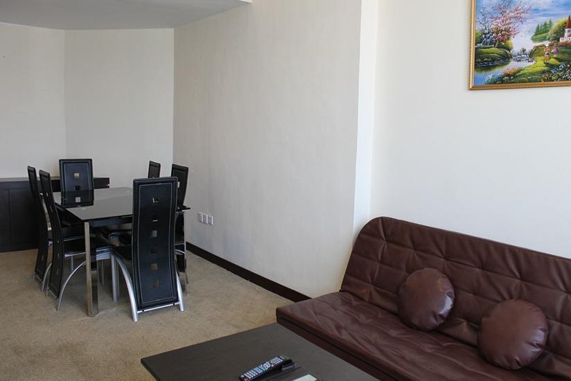 BCC Hotel  Batam - Ruang tamu