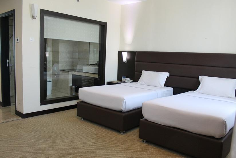 BCC Hotel  Batam - Executive Deluxe Twin Regular Plan