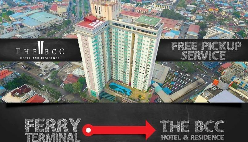 BCC Hotel  Batam - The BCC Hotel & Residence front