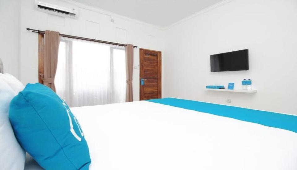 Airy Sunset Road Pura Mertasari Empat 7 Kuta Bali - Room
