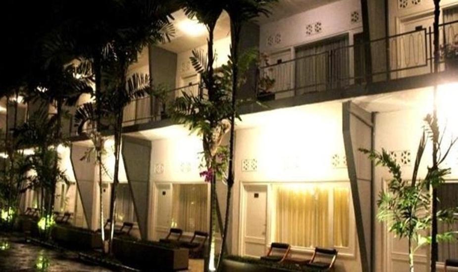 Hotel Tanjung Plaza Prigen - Tampilan Luar Hotel