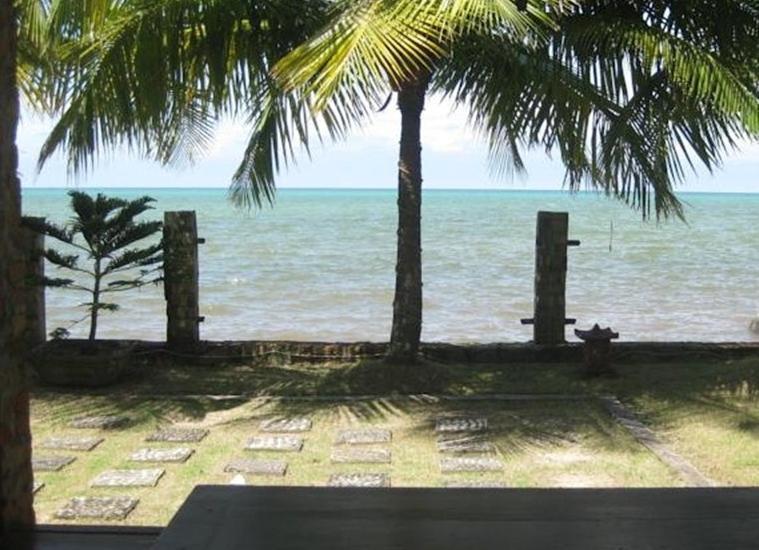 Casa Beach Hotel Belitung - Pemandangan