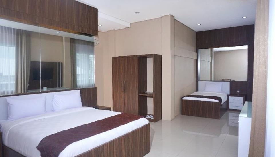 Grand Purnama by Cordela Hotel Kuningan - Room