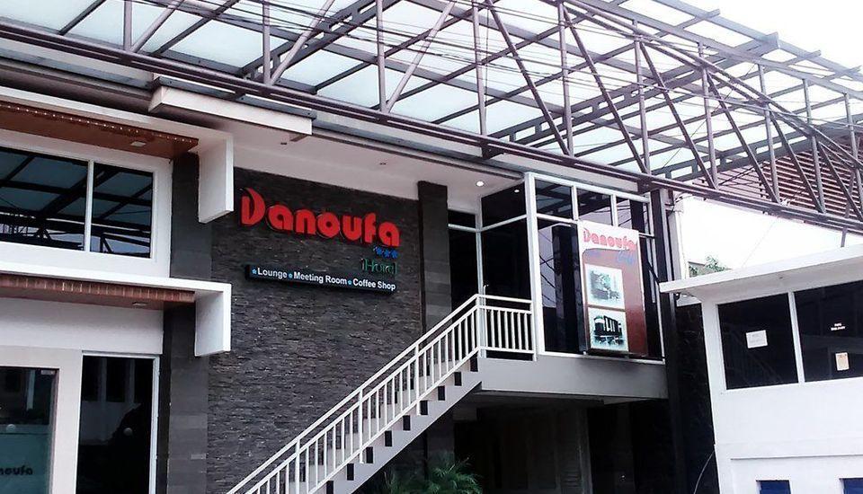 NIDA Rooms Titiran Ruman Cibaduyut Bandung - Eksterior