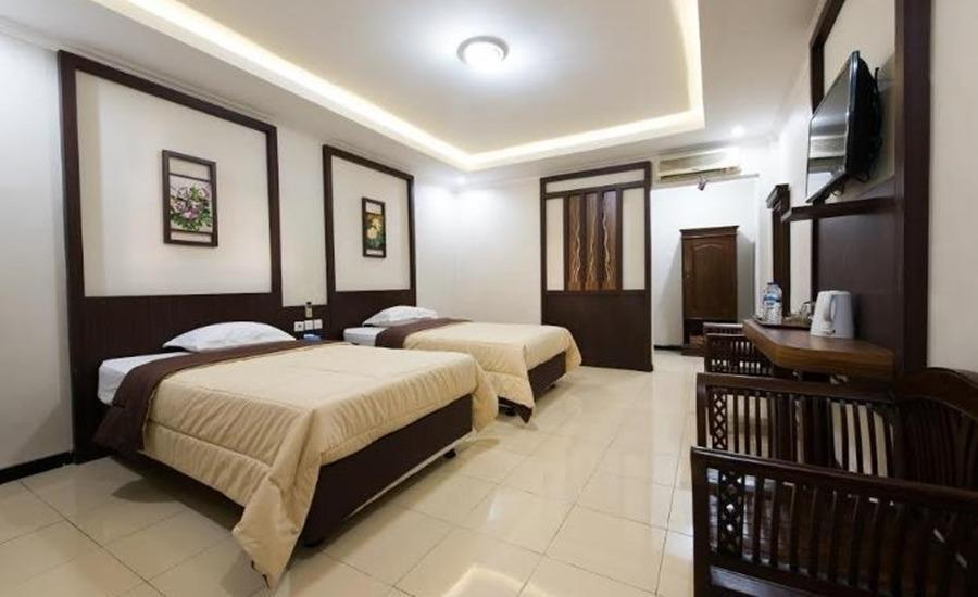Hotel Wisma Djaja Syariah Bojonegoro - Family Room Regular Plan