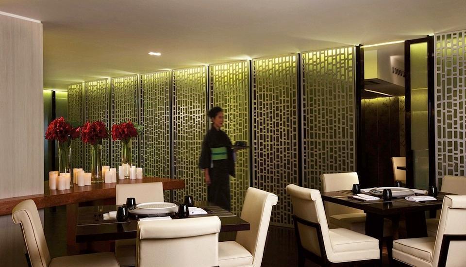 Hotel Gran Mahakam Jakarta - Restoran