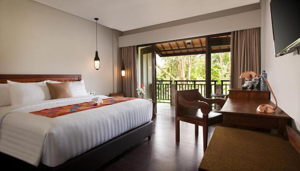 Best Western Premier Agung Resort Ubud Ubud - Deluxe Executive Room Minimum Stay 2 nights