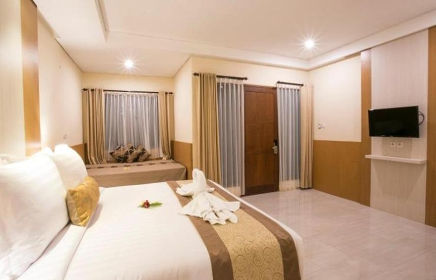 Hotel Ombak Paradise Lombok - Superior Room Garden View Save 50% OFF