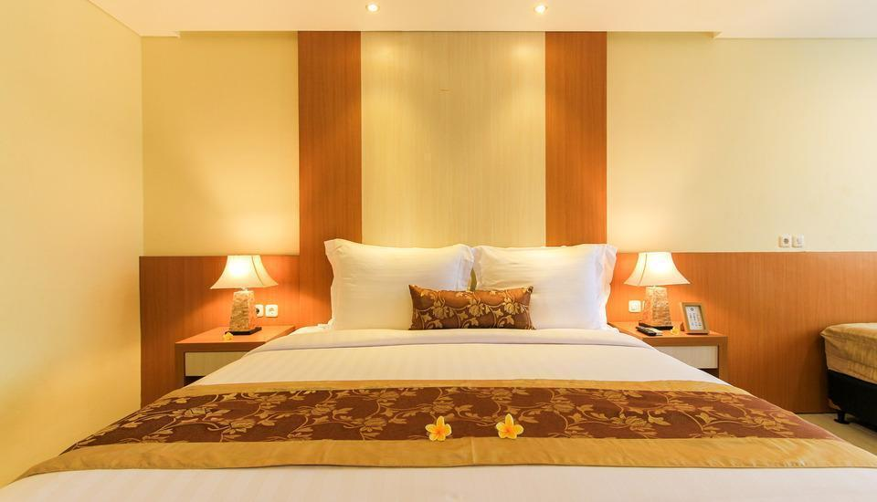 Hotel Ombak Paradise Lombok - Luxury Suite Sea View Room Save 50% OFF