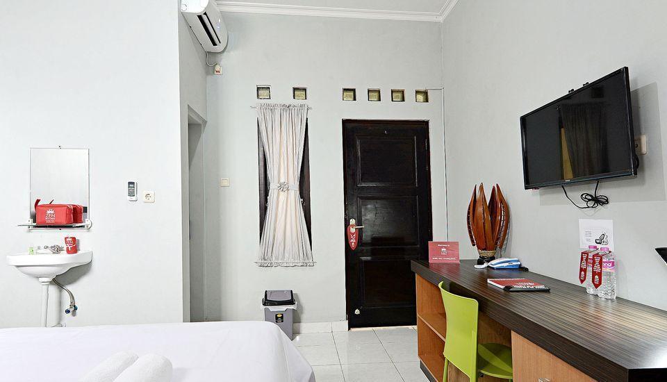 ZenRooms Godean Yogyakarta - Tempat Tidur Double