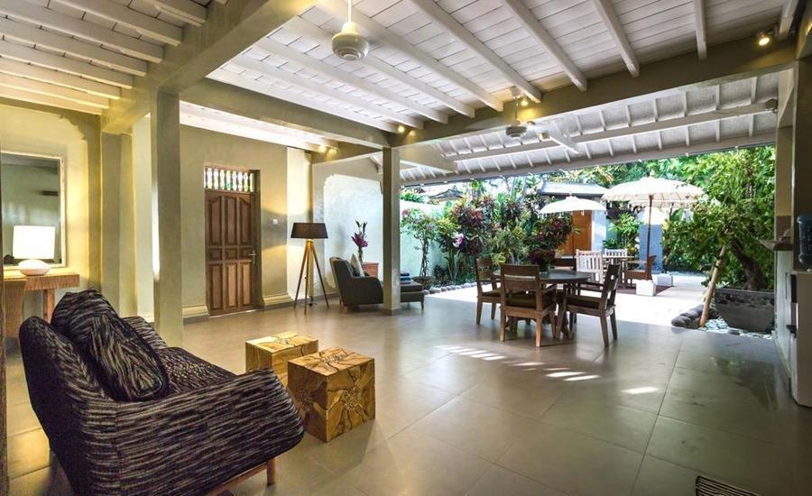Tinggal Standard Sangkuriang Dago Bandung - Interior