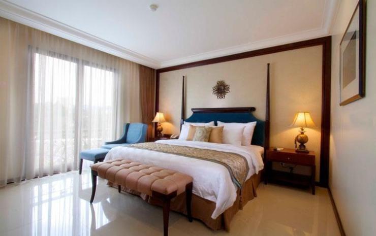 Asmila Hotel Bandung - Deluxe king