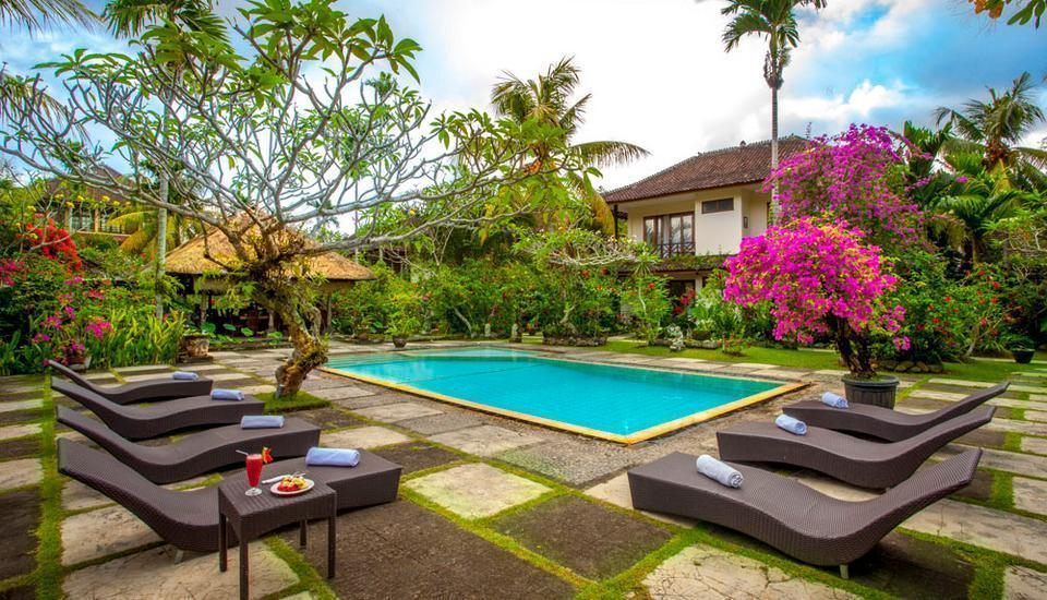 Ubud Inn Resort and Villas Bali - Kolam Renang