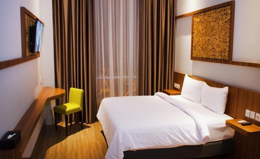 Ayola First Point Pekanbaru Pekanbaru - Deluxe Room Only Regular Plan