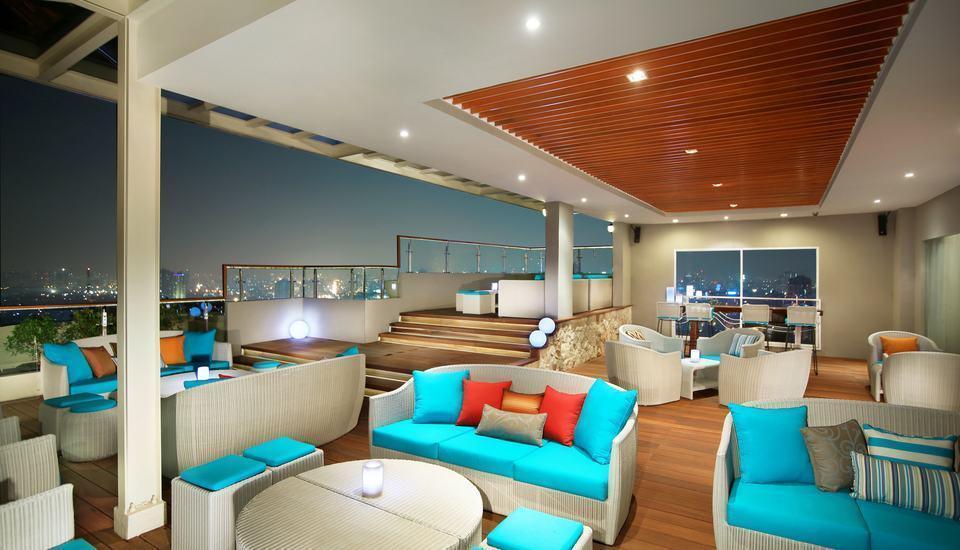 Aston Marina - Sky Lounge