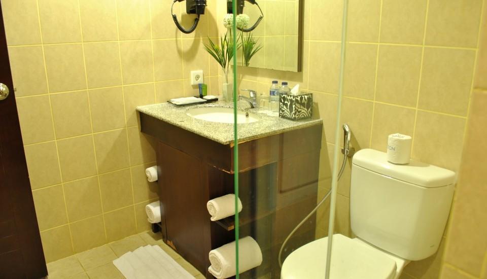 Aston Marina - Kamar mandi